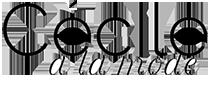 Cecile a la mode Logo